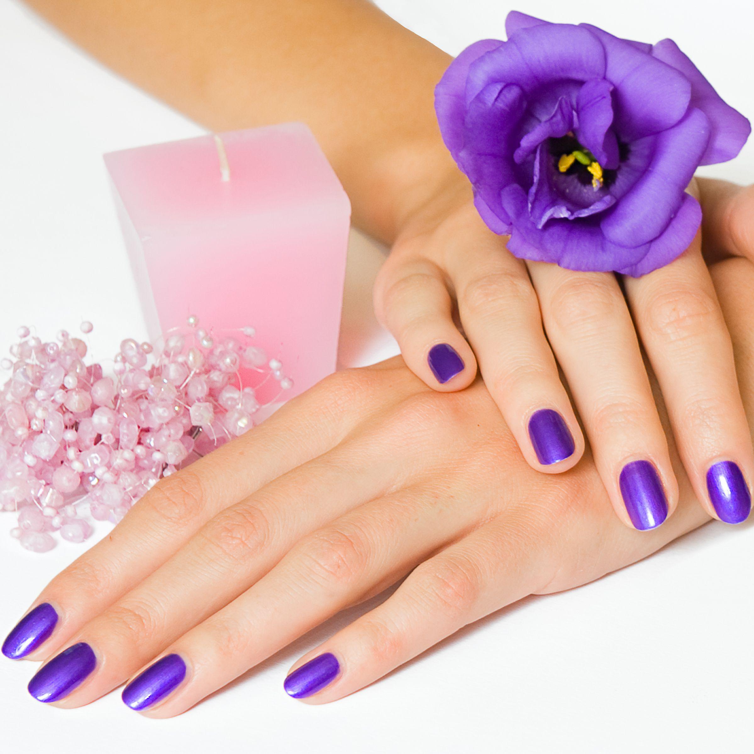 Nails Enhancements